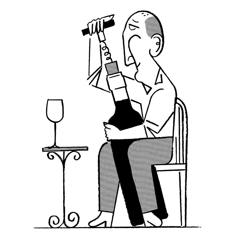 Wine By The Glass — Oz Clarke